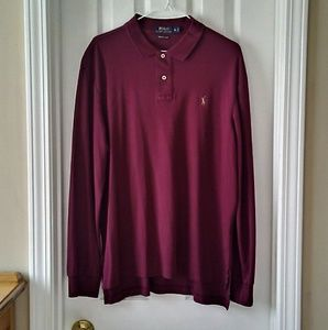 Polo by Ralph Lauren Long Sleeve polo XL